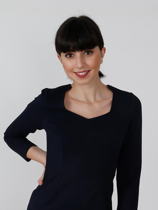 Clarisa Gavrila - Asistente de Moda y Editora Digital
