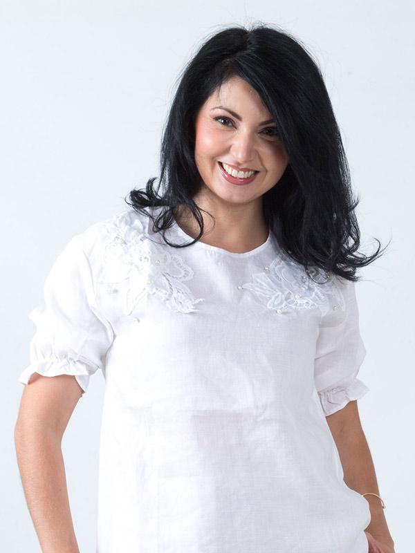 Crina Gavrila - Asesora de Imagen