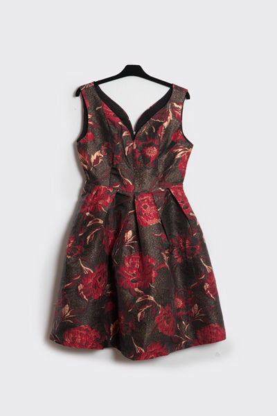 vestido comunion-cocktail-vestido boda- lluna- moda mujer online
