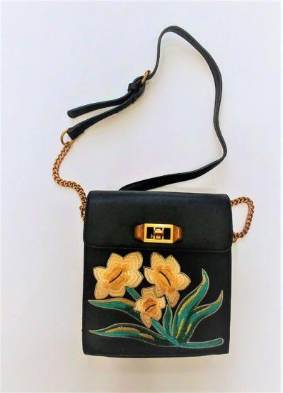 bolso flores-bandolera-shop online- lluna- bolsos