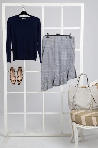 falda-cuadros-look-oficina
